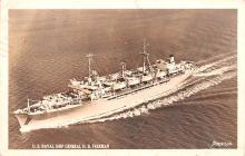 mil051342 - Military Battleship Postcard, Old Vintage Antique Military Ship Post Card