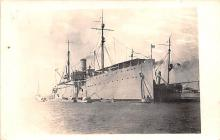 mil051364 - Military Battleship Postcard, Old Vintage Antique Military Ship Post Card