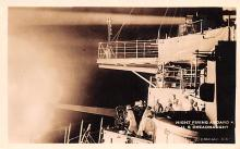 mil051377 - Military Battleship Postcard, Old Vintage Antique Military Ship Post Card