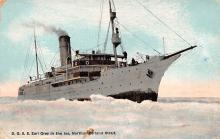 mil051446 - Military Battleship Postcard, Old Vintage Antique Military Ship Post Card