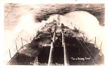 mil051474 - Military Battleship Postcard, Old Vintage Antique Military Ship Post Card