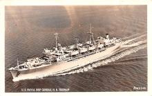 mil051482 - Military Battleship Postcard, Old Vintage Antique Military Ship Post Card