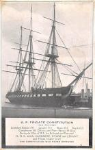 mil051523 - Military Battleship Postcard, Old Vintage Antique Military Ship Post Card