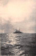 mil051531 - Military Battleship Postcard, Old Vintage Antique Military Ship Post Card