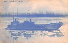 mil051542 - Military Battleship Postcard, Old Vintage Antique Military Ship Post Card