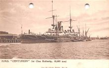 mil051624 - Military Battleship Postcard, Old Vintage Antique Military Ship Post Card