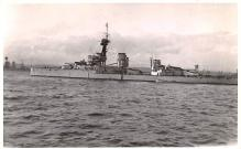 mil051689 - Military Battleship Postcard, Old Vintage Antique Military Ship Post Card