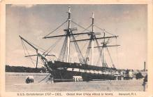 mil051733 - Military Battleship Postcard, Old Vintage Antique Military Ship Post Card
