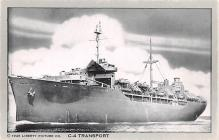 mil051777 - Military Battleship Postcard, Old Vintage Antique Military Ship Post Card