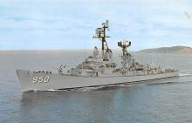 mil051849 - Military Battleship Postcard, Old Vintage Antique Military Ship Post Card