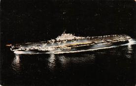 mil051863 - Military Battleship Postcard, Old Vintage Antique Military Ship Post Card