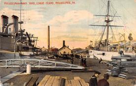 mil051869 - Military Battleship Postcard, Old Vintage Antique Military Ship Post Card