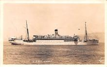 mil052032 - Military Battleship Postcard, Old Vintage Antique Military Ship Post Card