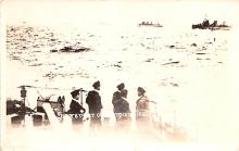 mil052036 - Military Battleship Postcard, Old Vintage Antique Military Ship Post Card