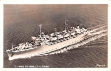 mil052045 - Military Battleship Postcard, Old Vintage Antique Military Ship Post Card