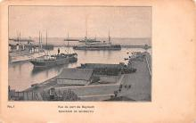 mil052052 - Military Battleship Postcard, Old Vintage Antique Military Ship Post Card