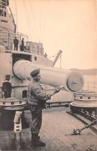 mil052065 - Military Battleship Postcard, Old Vintage Antique Military Ship Post Card