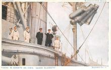 mil052067 - Military Battleship Postcard, Old Vintage Antique Military Ship Post Card