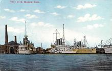 mil052213 - Military Battleship Postcard, Old Vintage Antique Military Ship Post Card