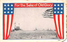 mil052319 - Military Battleship Postcard, Old Vintage Antique Military Ship Post Card