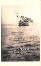 mil052333 - Military Battleship Postcard, Old Vintage Antique Military Ship Post Card