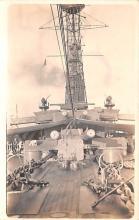 mil052341 - Military Battleship Postcard, Old Vintage Antique Military Ship Post Card