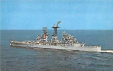 mil052364 - Military Battleship Postcard, Old Vintage Antique Military Ship Post Card