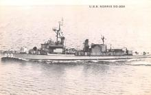 mil052422 - Military Battleship Postcard, Old Vintage Antique Military Ship Post Card