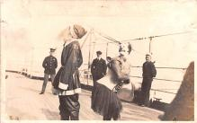 mil052424 - Military Battleship Postcard, Old Vintage Antique Military Ship Post Card