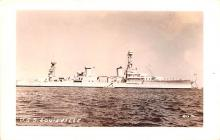 mil052431 - Military Battleship Postcard, Old Vintage Antique Military Ship Post Card