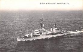 mil052432 - Military Battleship Postcard, Old Vintage Antique Military Ship Post Card