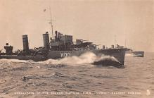 mil052460 - Military Battleship Postcard, Old Vintage Antique Military Ship Post Card