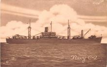 mil052474 - Military Battleship Postcard, Old Vintage Antique Military Ship Post Card