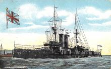 mil052506 - Military Battleship Postcard, Old Vintage Antique Military Ship Post Card