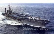 mil100009 - U.S.S. America  Military Aircraft Carrier