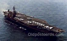 mil100015 - U.S.S. John F. Kennedy  Military Aircraft Carrier
