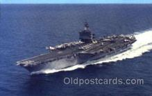mil100018 - U.S.S. Enterprise   Military Aircraft Carrier