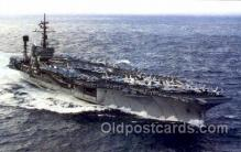 mil100029 - U.S.S. America  Military Aircraft Carrier
