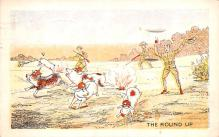 mil201406 - Military Comic Postcard, Old Vintage Antique Post Card