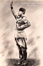 mil300005 - Benito Amilcare Andrea Mussolini, Italian leader of the National Fascist Party