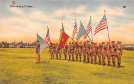 mil400003 - Military Post Card Old Vintage Antique Postcard