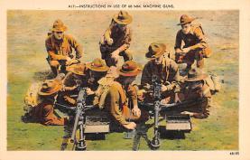 mil400027 - Military Post Card Old Vintage Antique Postcard