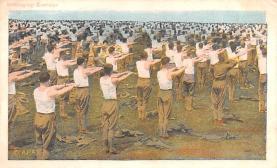 mil400053 - Military Post Card Old Vintage Antique Postcard