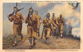 mil400065 - Military Post Card Old Vintage Antique Postcard