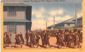 mil400137 - Military Post Card Old Vintage Antique Postcard