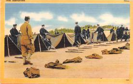 mil400179 - Military Post Card Old Vintage Antique Postcard