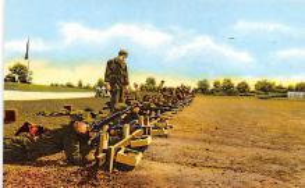 mil400187 - Military Post Card Old Vintage Antique Postcard