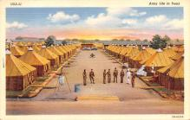 mil400191 - Military Post Card Old Vintage Antique Postcard
