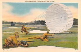 mil400199 - Military Post Card Old Vintage Antique Postcard
