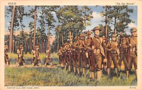 mil400211 - Military Post Card Old Vintage Antique Postcard